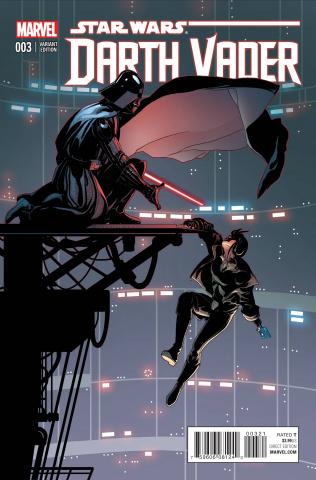 Darth Vader #3 (Larroca Cover)