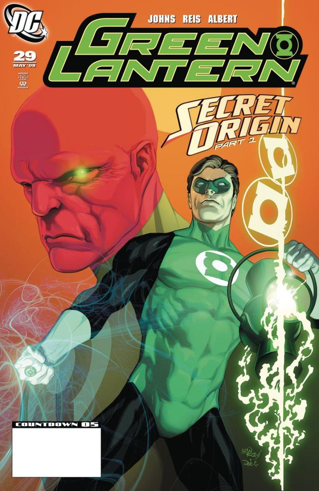 Green Lantern #29 (Dollar Comics)
