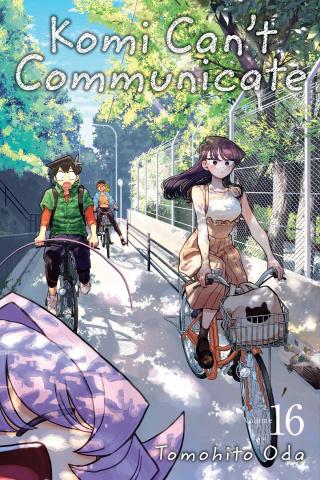 Komi Can't Communicate Vol. 16