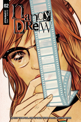 Nancy Drew #2 (Lotay Cover)