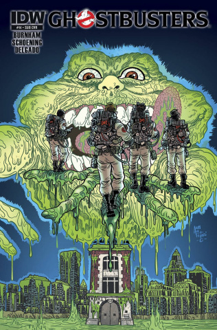 Ghostbusters #14 (Subscription Cover)
