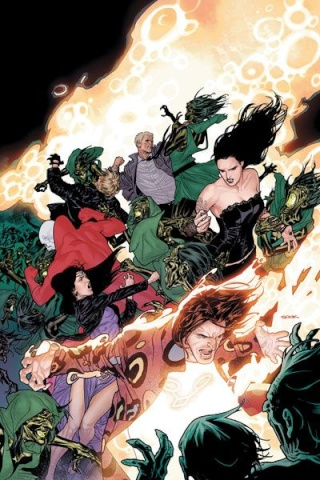 Justice League Dark #5