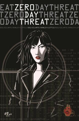 Zero Day Threat #1 (10 Copy Pia Guerra Cover)
