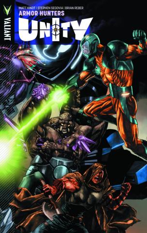 Unity Vol. 3: Armor Hunters