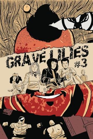 Grave Lilies #3