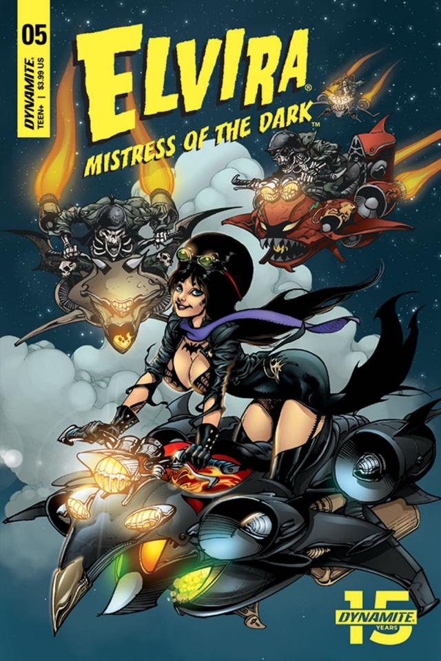 Elvira: Mistress of the Dark #5 (5 Copy Castro Cover)