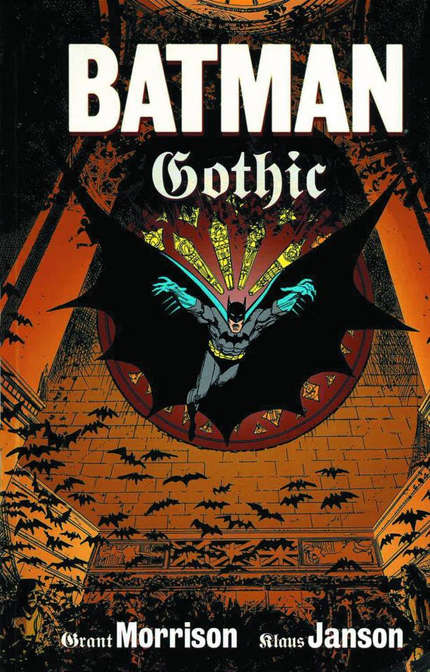 Batman: Gothic (Deluxe Edition)