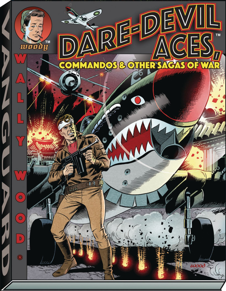 Dare-Devil Aces, Commandos & Other Sagas of War