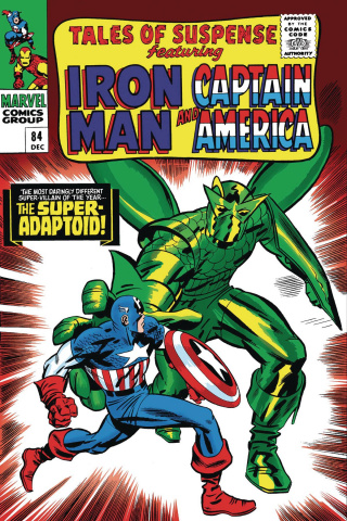 Annihilation: Super-Adaptoid #1 (True Believers)