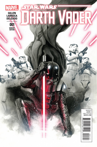 Darth Vader #1 (Ross Cover)