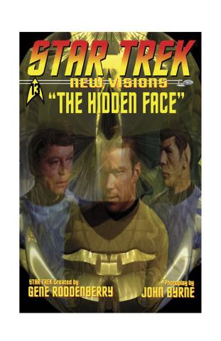 Star Trek: New Visions - The Hidden Face