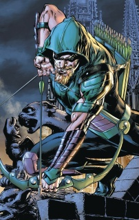 Green Arrow #11 (Variant Cover)
