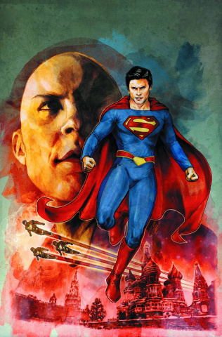 Smallville: Alien #1