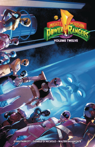 Mighty Morphin' Power Rangers Vol. 12