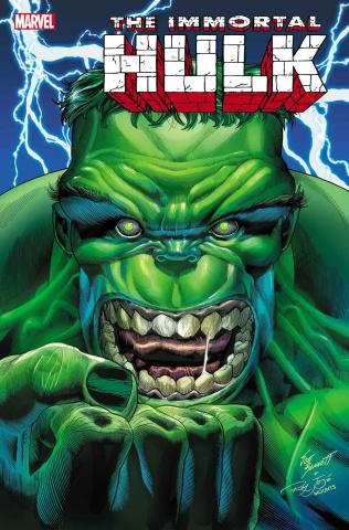The Immortal Hulk #25 (Bennett Cover)