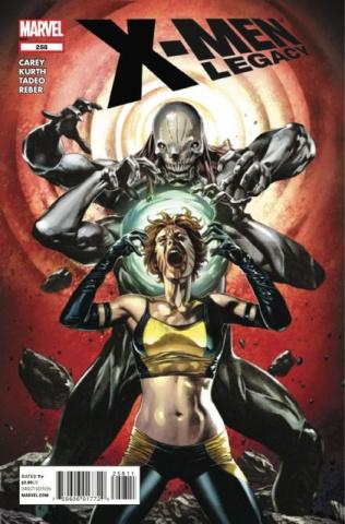 X-Men Legacy #258