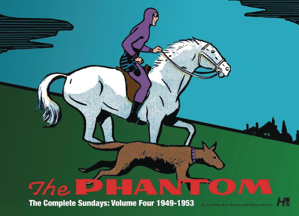 The Phantom: The Complete Sundays Vol. 4: 1950-1953