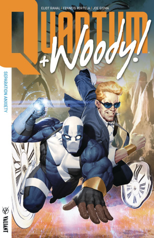 Quantum & Woody Vol. 2: Separation Anxiety