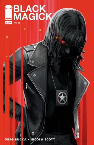 Black Magick #5 (Hans Cover)