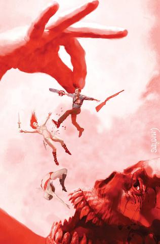 DIE!namite Lives! #4 (Suydam Virgin Cover)