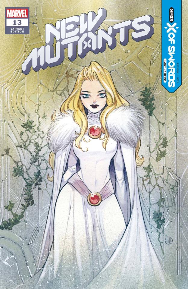 New Mutants #13 (Momoko Cover)