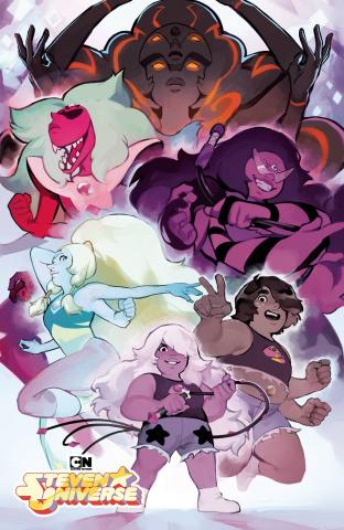 Steven Universe #26 (Convention Cover)