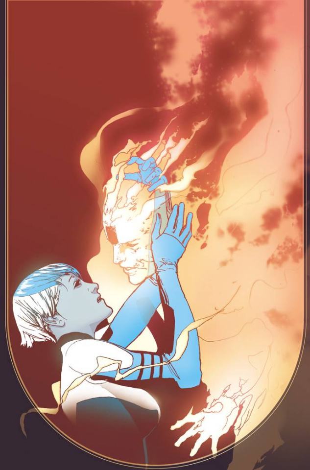 The Death-Defying Doctor Mirage #1 (Plus Cover)
