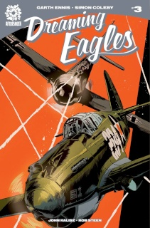 Dreaming Eagles #3