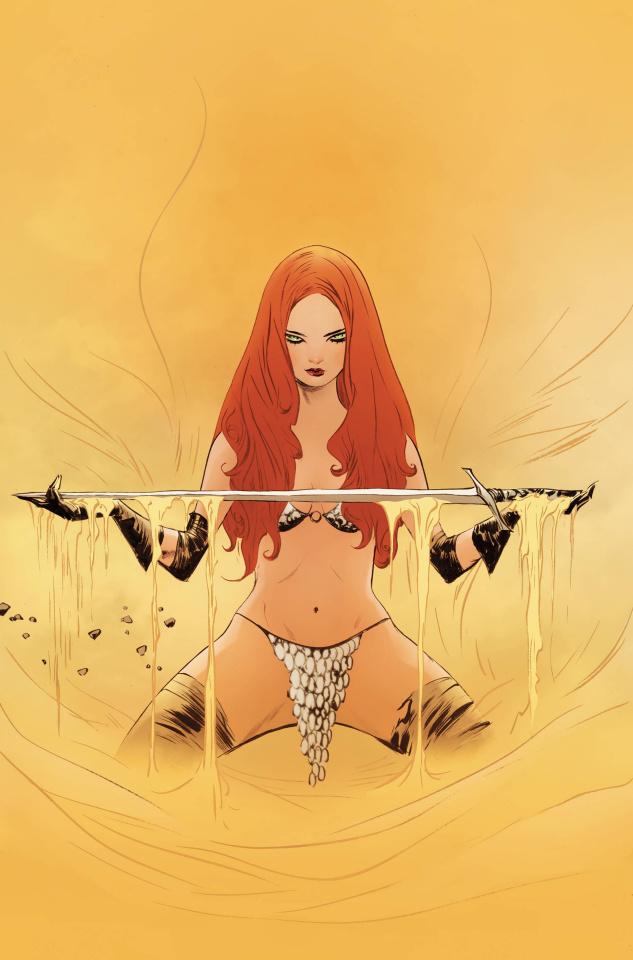 Red Sonja #27 (Lee Virgin Cover)