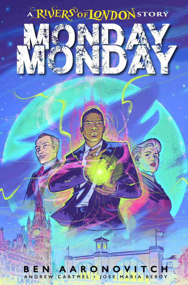 Rivers of London: Monday Monday #1 (Fish Cover)
