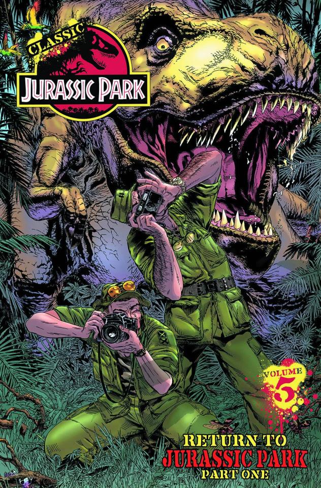 Classic Jurassic Park Vol. 5: Return to Jurassic Park