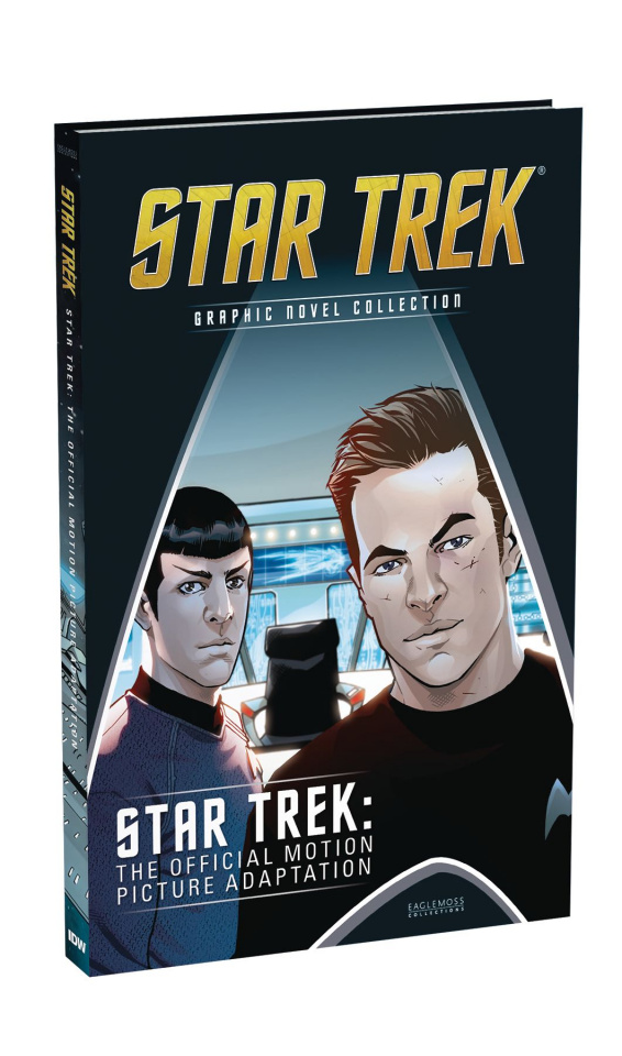 Star Trek: Graphic Novel Collection #7: The Official Motion Picture Adaptation