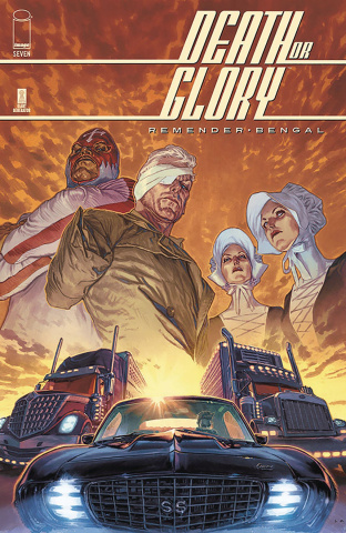 Death or Glory #7 (Larosa Cover)