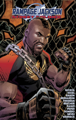 Rampage Jackson: Street Soldier Vol. 1