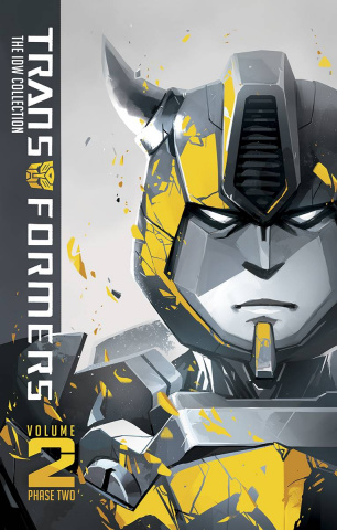 The Transformers: The IDW Collection Vol. 2: Phase 2