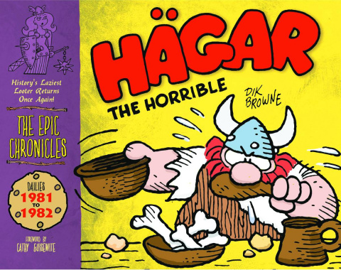 Hagar the Horrible: The Epic Chronicles 1982-83