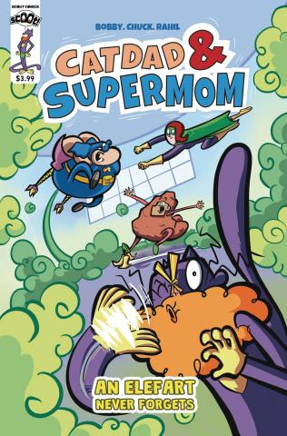 Catdad & Supermom: An Elephant Never Forgets