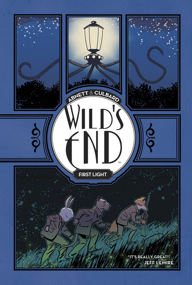 Wild's End Vol. 1: First Light
