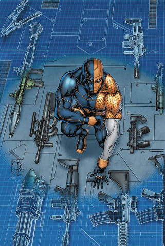 Deathstroke #5 (Variant Cover)
