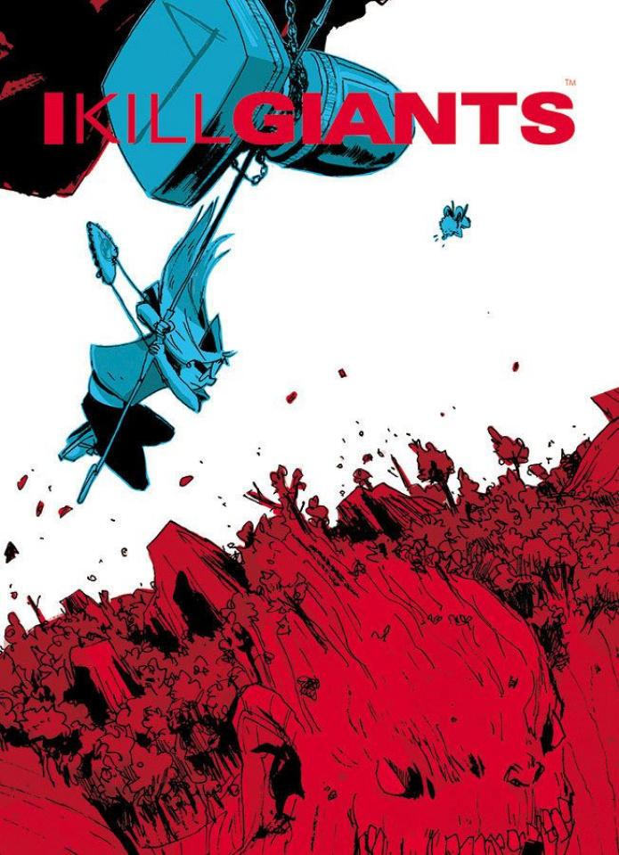 I Kill Giants Fifth Annversary Edition