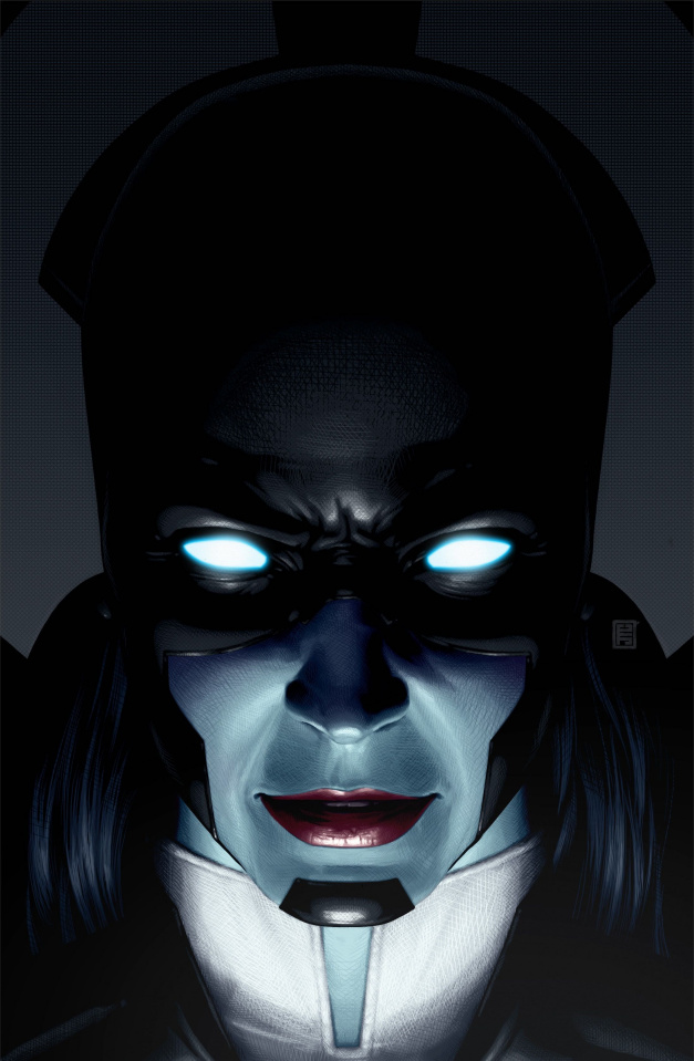 The Black Order #2 (Christopher Cover)