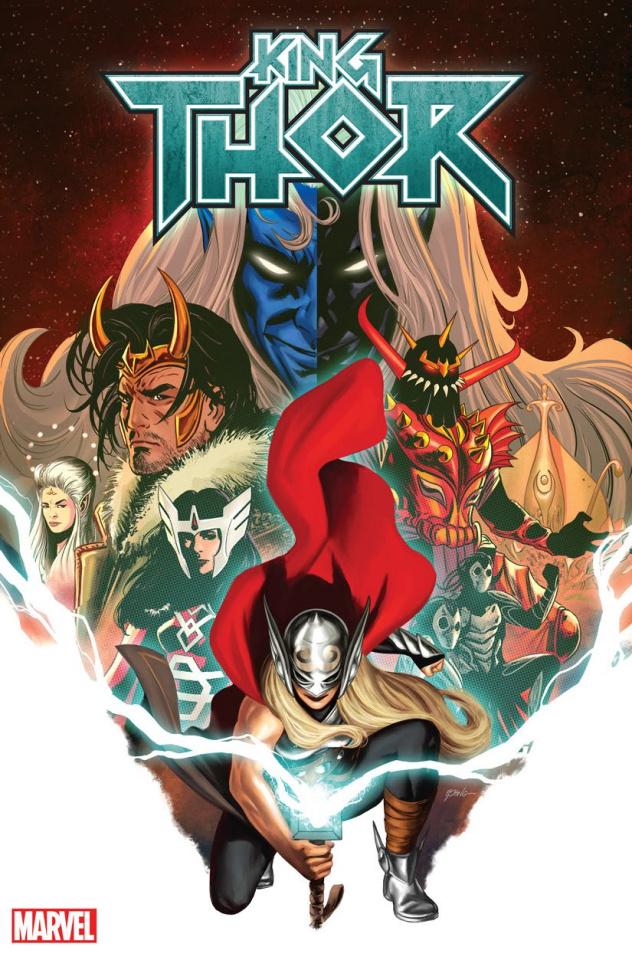 King Thor #4 (Epting Cover)