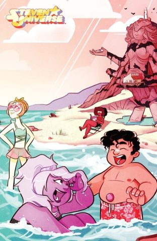 Steven Universe #2 (15 Copy St-Onge Cover)
