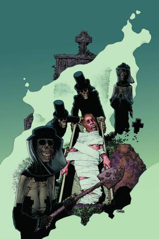 Edgar Allan Poe's Premature Burial