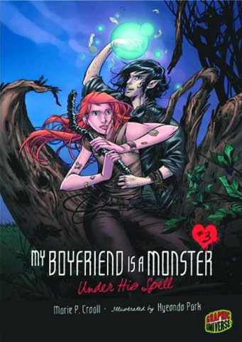 My Boyfriend is a Monster Vol. 4: Under His Spell