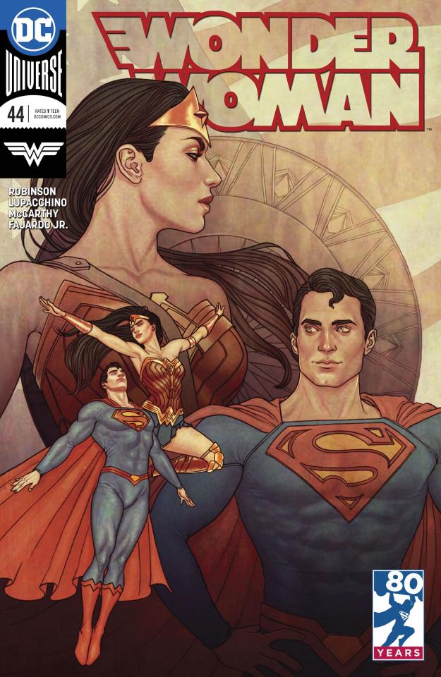 Wonder Woman #44 (Variant Cover)