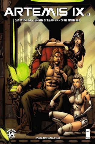Artemis IX (Desjardins Cover)