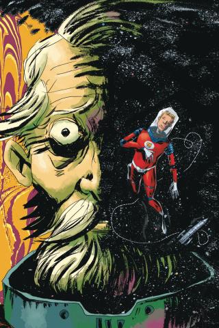 Colonel Weird: Cosmagog #1 (Lemire & Stewart Cover)