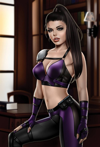 Grimm Fairy Tales #41 (Garvey Cover)