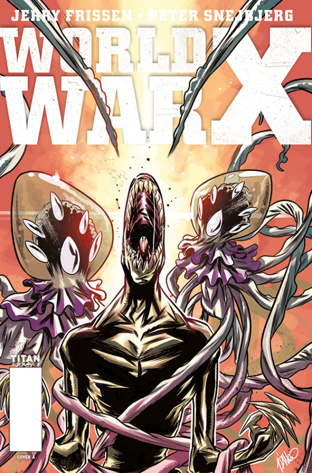 World War X #5 (Di Meo Cover)